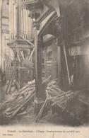 Thann - La Cathédrale - L'orgue - Bombardement Du 14 Avril 1915 - Thann