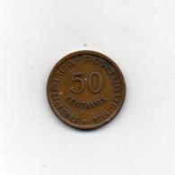 Portogallo - 1954 - Colonia Angola - 50 Centavos - (MW2649) - Portogallo