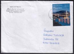 Croatia 2018 / EUROPA, Franjo Tudman Bridge Dubrovnik - 2018