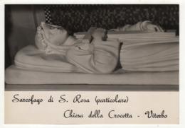 Cartolina Non Viaggiata Santa Rosa Da Viterbo - Viterbo