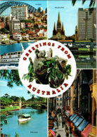Kt 058 / Greetings From Australia - Australia