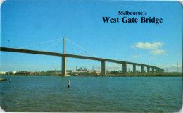 Kt 058 / Melbourne, West Gate Bridge - Melbourne