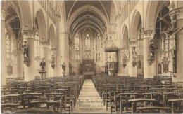 Oudenburg  *  Binnenste Der Kerk - Intérieur De L'Eglise - Oudenburg