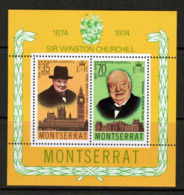 MONTSERRAT  Scott # 312-13a** VF MINT NH INCLUDING Souvenir Sheet (SS-433) - Montserrat