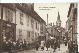 VARENNES SUR ALLIER - Rue Antoine FAYARD - Autres Communes