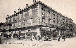 93Sv  31 Saint Gaudens Grand Hotel Ferriere - Saint Gaudens