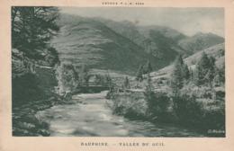 Carte Postale Ancienne Des Hautes-Alpes - Dauphiné - Vallée Du Guil - France