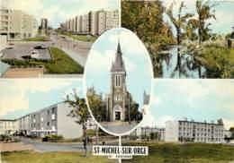 SAINT MICHEL SUR ORGE CARTE MULTIVUES - Saint Michel Sur Orge