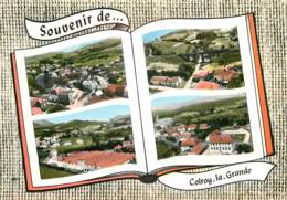 COLROY LA GRANDE CARTE MULTIVUES - Colroy La Grande