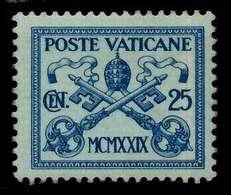 VATIKAN Nr 4 Ungebraucht X7C4952 - Vaticano (Ciudad Del)