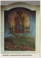Cartolina Non Viaggiata Madonna Della Neve Monte Sirino Da Lagonegro - Potenza - Potenza