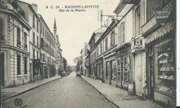 MAISONS LAFFITTE - Rue De La Muette - Maisons-Laffitte