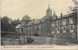 Environs De Hamoir  *  Saint-Roch - La Ferme-Restaurant - Ferrieres