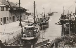 CPA Yerseke - Kleine Haven - Echte Foto - 1957 - Yerseke