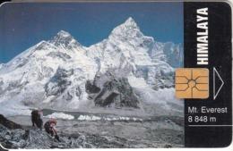 CZECH REPUBLIC - Himalaya/Mt.Everest - 8848 M, 06/94, Used - Landschaften