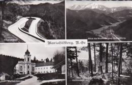 AK Mariahilfberg - Niederösterreich - Mehrbildkarte  (44849) - Gutenstein