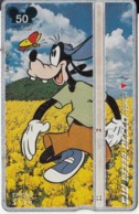 ISRAEL - Disney/Goofy, Spring, CN : 827C, 08/98, Used - Disney