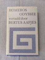 Homeros Odyssee Vertaald Door Bertus Aafjes; Meulenhoff- Amsterdam 1966. - Literatuur