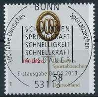 BRD 2013 Nr 2999 ESST Zentrisch Gestempelt X83E036 - [7] República Federal