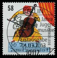 BRD 2013 Nr 2991 ESST Zentrisch Gestempelt X83E03A - [7] República Federal