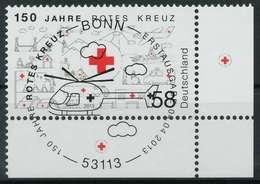 BRD 2013 Nr 2998 ESST Zentrisch Gestempelt ECKE-URE X83E04E - [7] República Federal