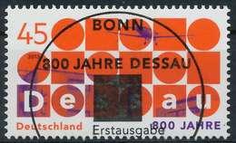 BRD 2013 Nr 3019 ESST Zentrisch Gestempelt X83E12E - [7] República Federal