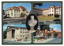 Theaterstadt Meiningen - 5 Ansichten - Meiningen