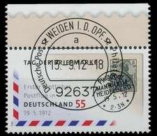 BRD 2012 Nr 2954 Zentrisch Gestempelt X846276 - [7] República Federal