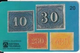 BRAZIL(Sistema Telebras) - Stamps, 05/97, Used - Francobolli & Monete
