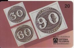 BRAZIL(Sistema Telebras) - Stamps, 04/97, Used - Francobolli & Monete