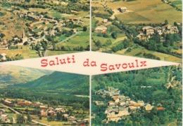 SAVOULX - FRAZIONI SIGNOLS CLOTS E COSTANS - VEDUTINE MULTIVUES - VIAGGIATA 1970 - Other Cities