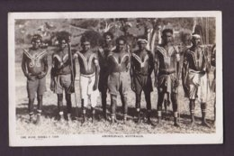 CPA Australie Australia Aborigène Circulé Voir Scan Du Dos - Aborigènes