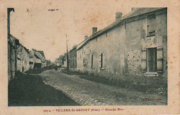 S44-065 Villers Saint Genest - Grande Rue - Other Municipalities