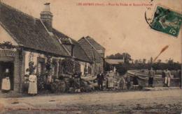 S44-066 Les Aspres - Pont Du Friche Et Route D'Ecorcei - France