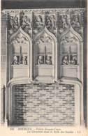 18 - BOURGES - Palais Jacques-Coeur - La Cheminée Dans La Salle Des Gardes - Bourges