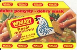 POLAND - Winiary, Used - Alimentazioni