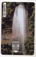 GUINEE TELECARTE REF MV CARDS GUI-10 WATERFALL - Guinee