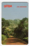 GUINEE EQUATORIALE REF MV CARDS EQG-10 LANDSCAPE - Guinée-Equatoriale