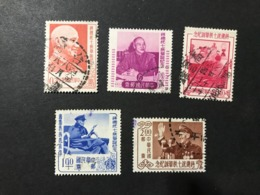 ◆◆◆  Taiwán (Formosa)  1956  70th Birthday Of Pres. Chiang Kai-shek.  USED  JP127 - 1945-... República De China