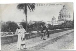 CPA PAPE PIE X -vatican - Personaggi Storici