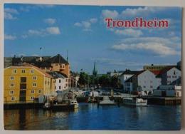 TRONDHEIM - Ravnkloa - Norway  -  Vg - Norvegia
