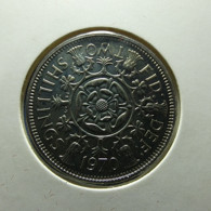 Great Britain 2 Shillings 1970 Proof - J. 1 Florin / 2 Schillings