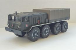 Miniature Militaire 1/72 - Camion De Transport MAZ-535 - Chars