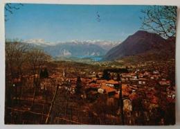 ORINO (Varese) Sullo Sfondo Il Lago Maggiore E Il Monte Rosa -    Vg   L3 - Varese