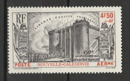 NOUVELLE CALEDONIE POSTE AERIENNE 1939 YT N° 35 ** - Nuovi