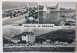 Saluti Da Marina Di Massa -   Nv T2 - Massa