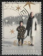 Netherlands SG2384 2004 Christmas 29c Good/fine Used [40/32852/6D] - Period 1980-... (Beatrix)