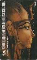 Télécarte Japon / 110-011 - Site EGYPTE - Pharaon RAMSES II - EGYPT Rel. Japan Phonecard - 191 - Cultura