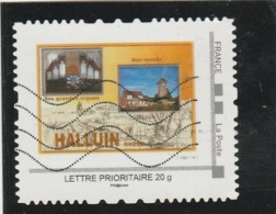 MONTIMBRAMOI HALLUIN OBLITERE - France