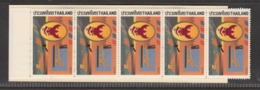 Thailand 1993, 110th Anniversary Of Post And Telegram, Booklet, MNH** - Thailand